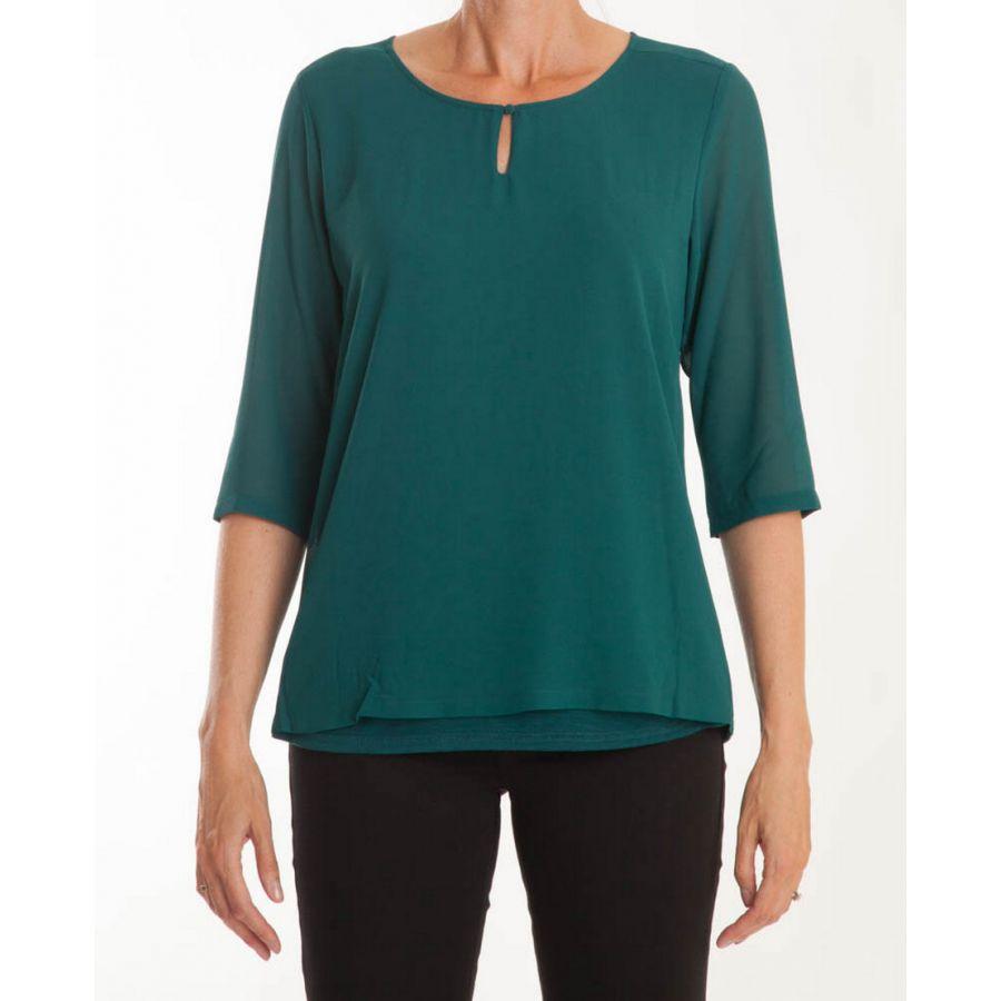 Fransa Zawov blouse atlantic deep_2
