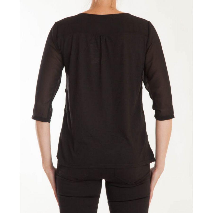 Fransa Zawov blouse black_3