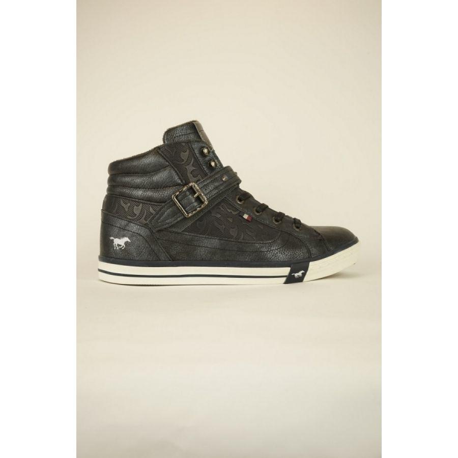 Mustang Shoes Zilan sneaker navy_1