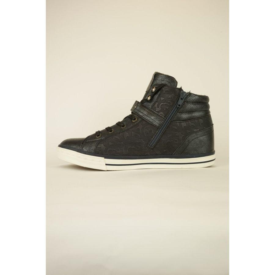 Mustang Shoes Zilan sneaker navy_2