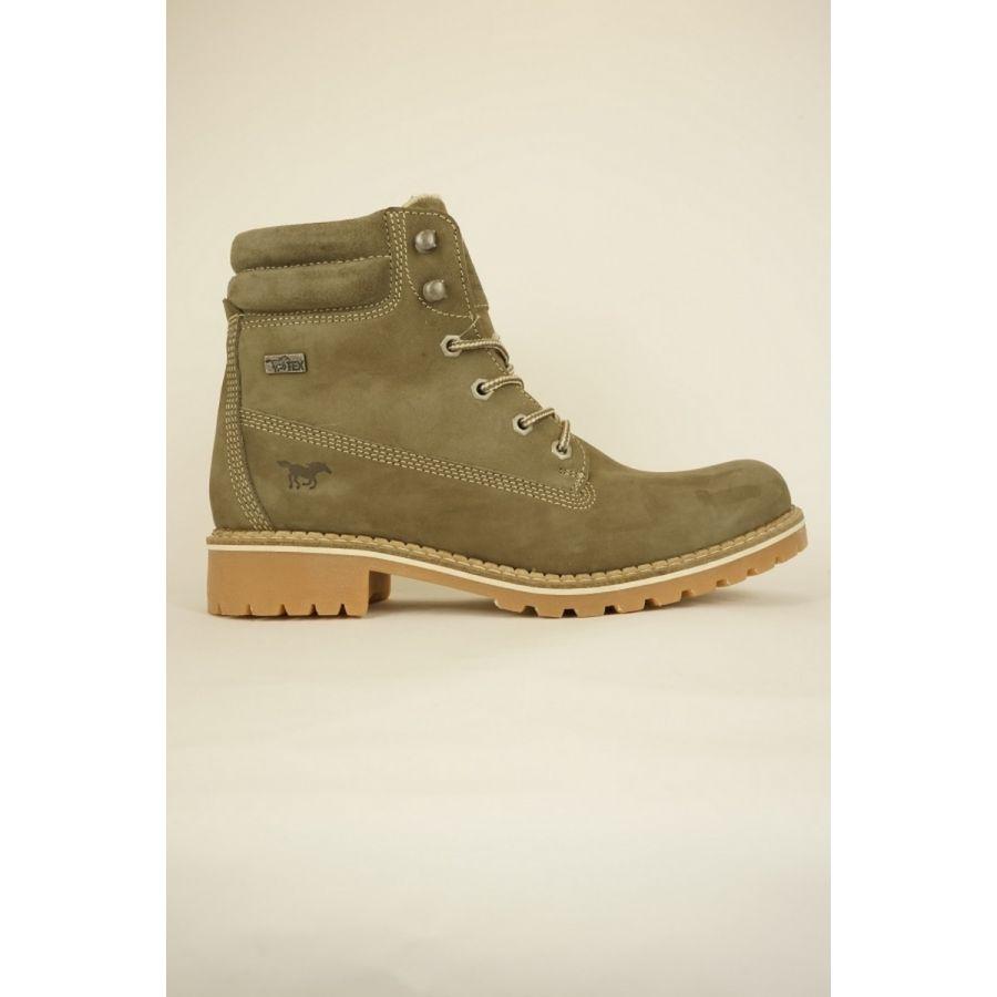 Mustang Shoes Minea bergschoen taupe _1
