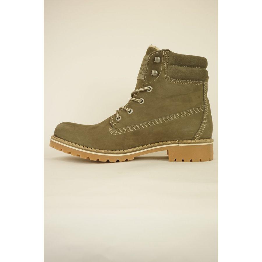 Mustang Shoes Minea bergschoen taupe _2