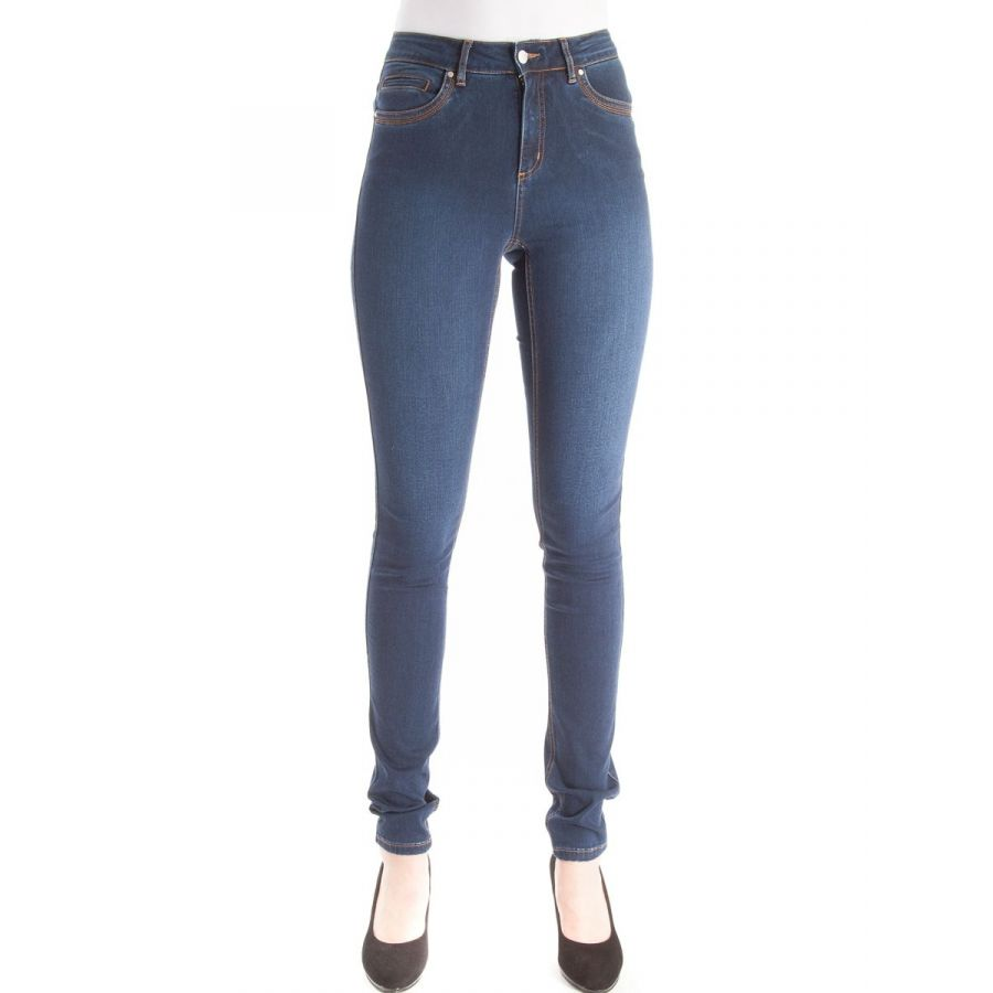 Only M Donna jeans skinny fit mid blue_1