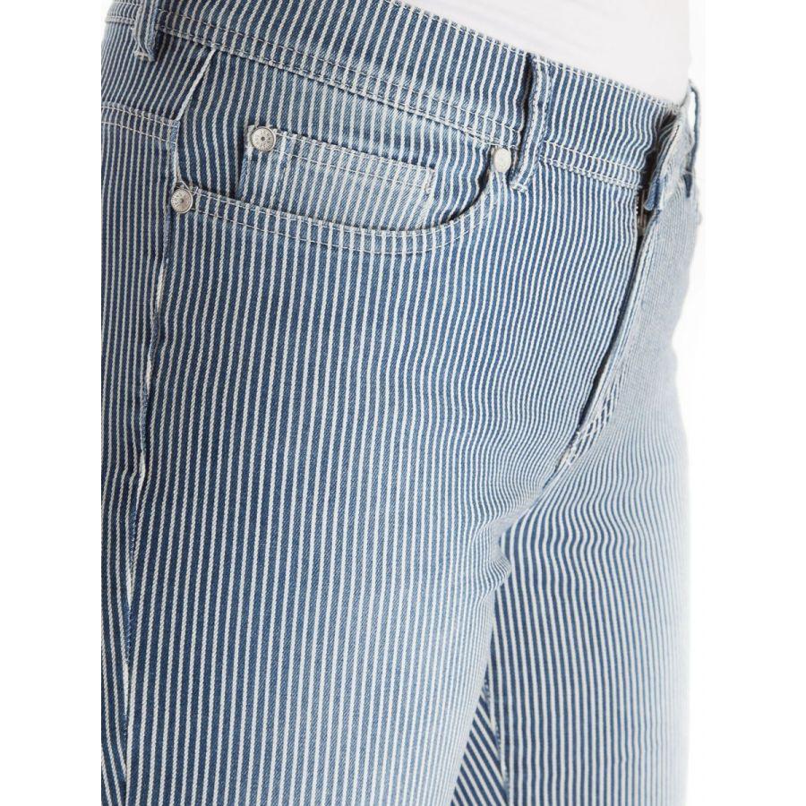 CMK Alina skinny stripe blue white_3