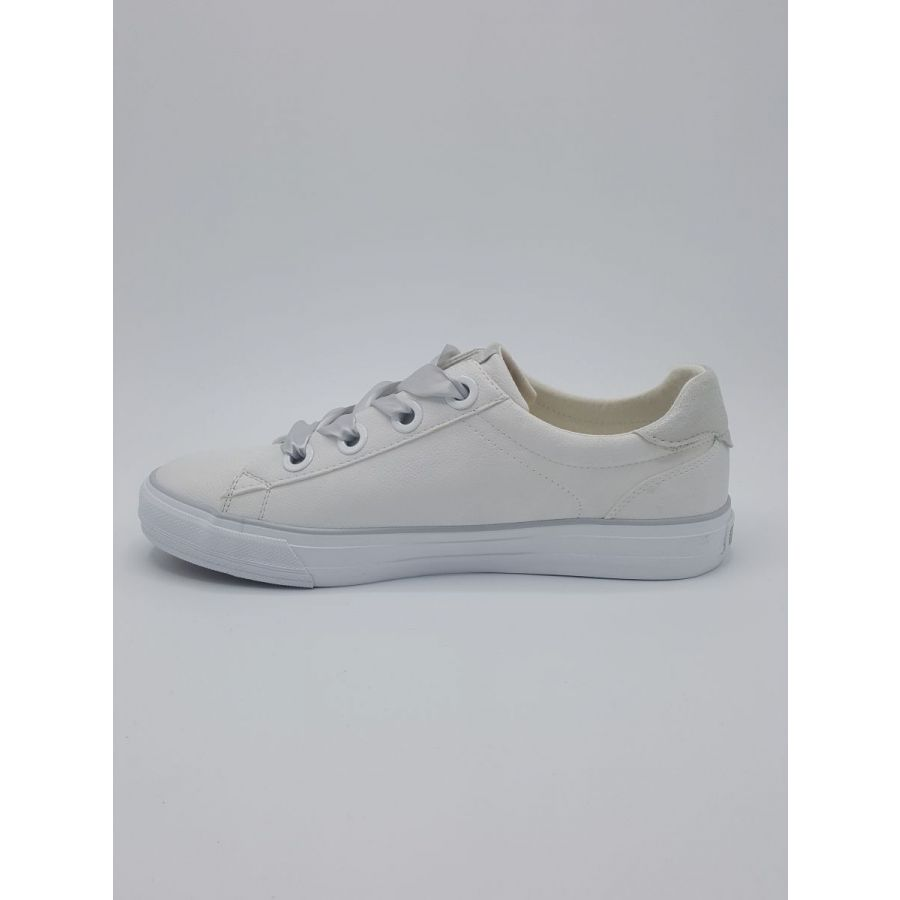 Mustang Shoes Anne sneaker perfo wit_2
