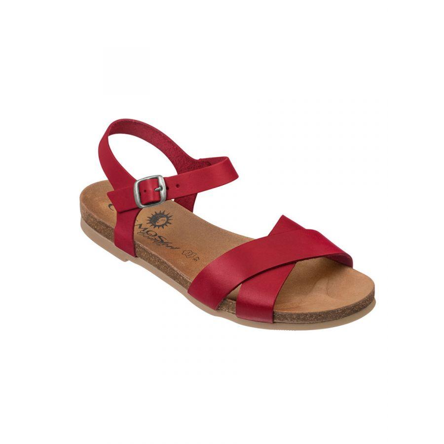 Cosmos Tess sandaal rood_1