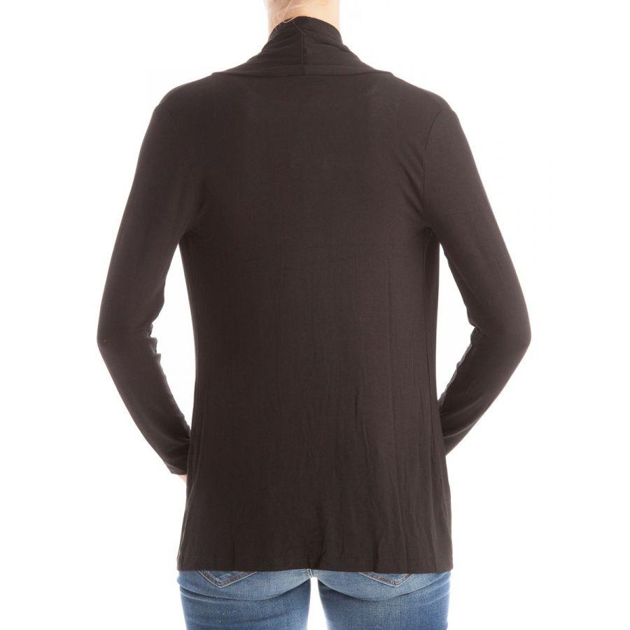 YEST Yessica short vest black_2