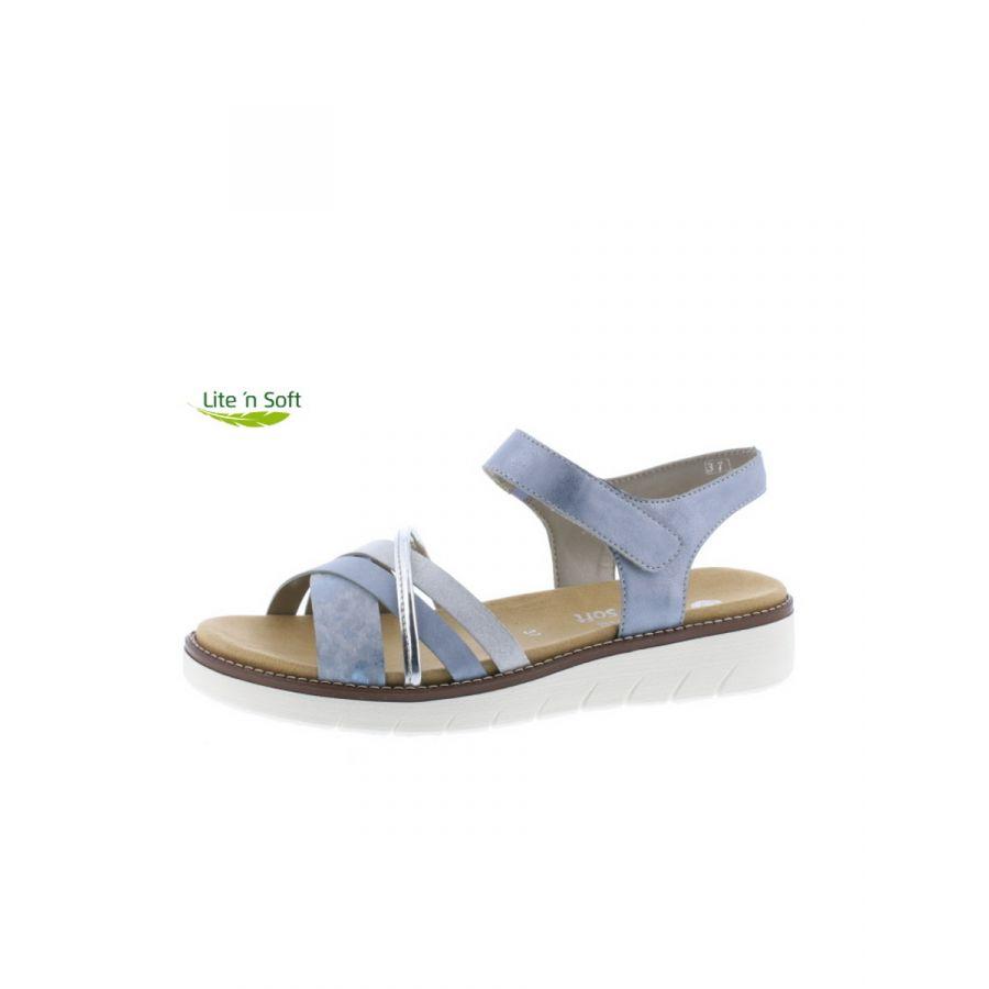 Remonte Novia sandaal heaven argento_1