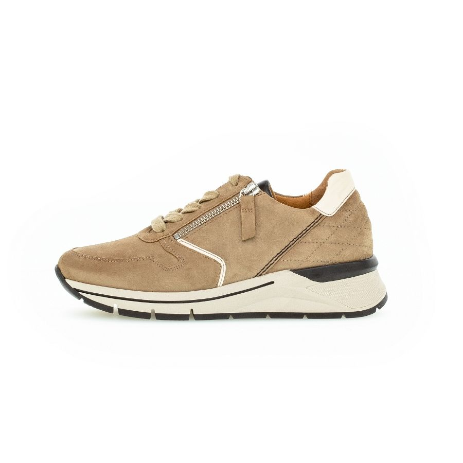 Gabor Nena sneaker sabbia_1