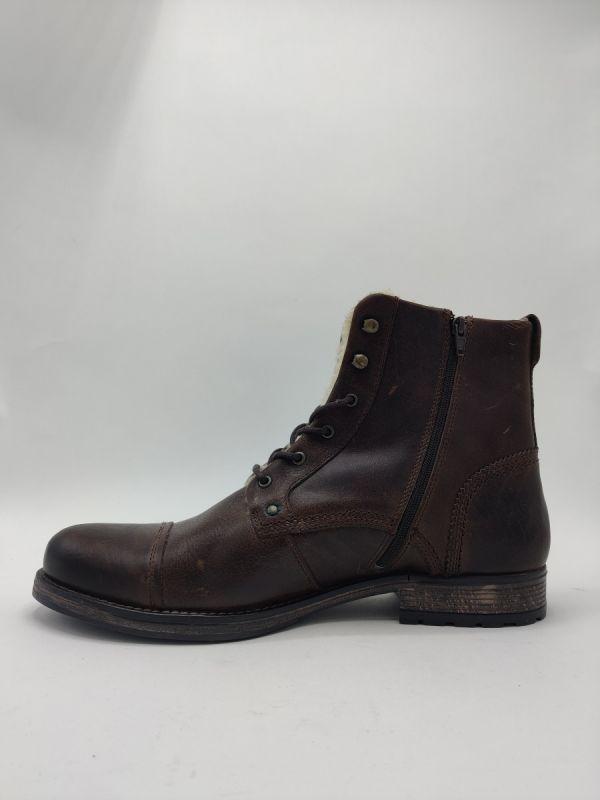Mustang Shoes Chiliwack bruin_2