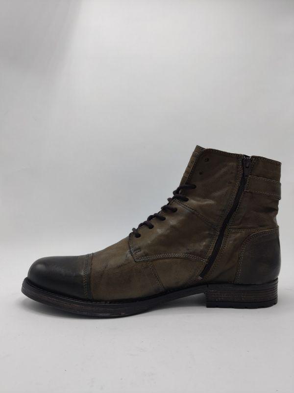 Mustang Shoes Lane laars 777 khaki_2