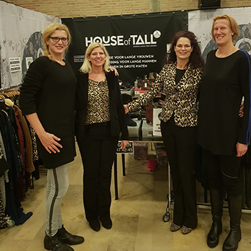 House of Tall goes Belgium
